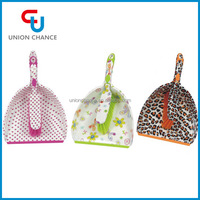 Fashion Pattern Printed Household Dustpan with Brush Set