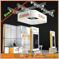 Custom exhibit displays exhibition equipment display stands
