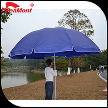 Professional beach umbrella factory, windproof outdoor camping small adjustable tilt beach umbrella