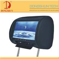 9 inch car HD headrest dvd easy to install on car