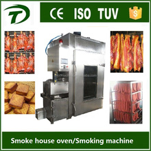 Salami smokehouse oven chicken smoking machine