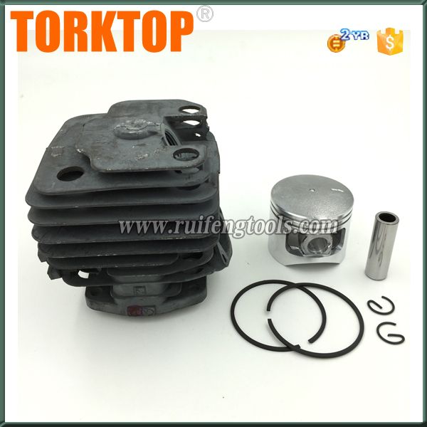 Garden Tools Chainsaw Cylinder Kits For 5200 chain saw 45mm