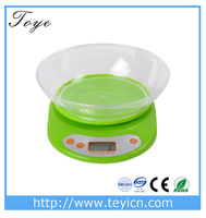 alarm clock scale digital kitchen food scale digital kitchen food scale OEM