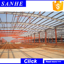 Low Cost Steel Structure Building Steel Structure Construction