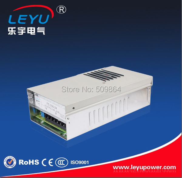 best price 24V 350W LED driver FS-350-24 Rainproof power switching