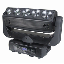Entertainment Beam Light Seperately Control DJ Bar Show 150w Led Moving Head