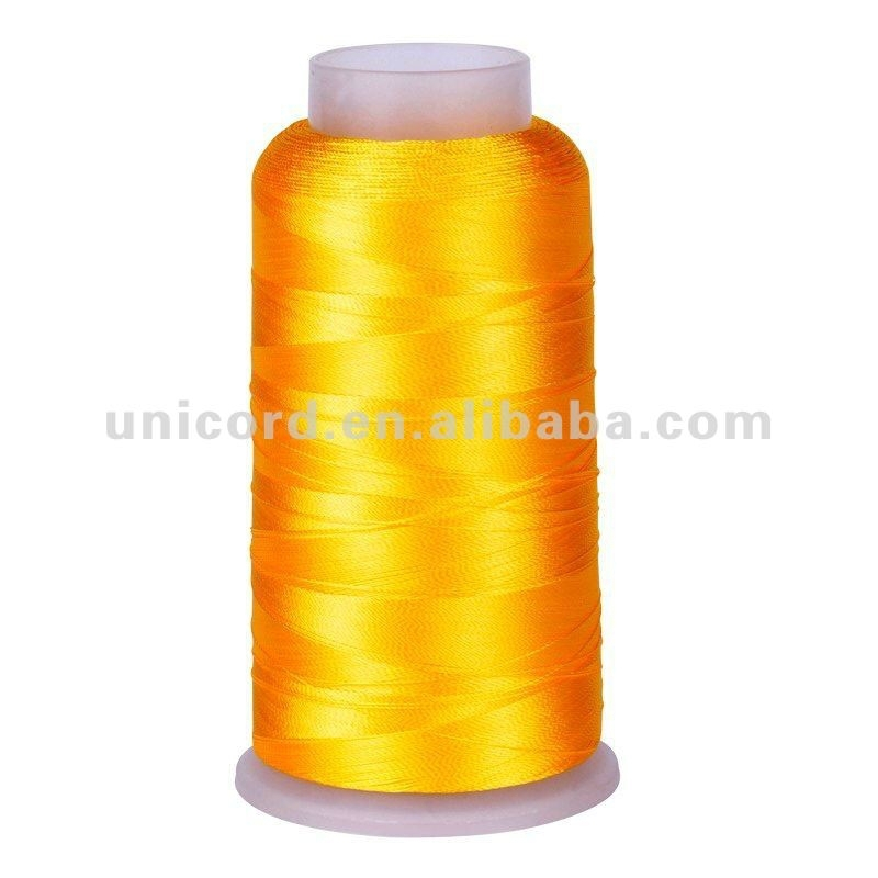 glow in the dark embroidery thread/madeira embroidery thread/marathon color embroidery thread