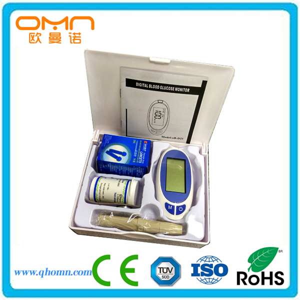 Accu Chek Active 50 Test Strips Blood Glucose Meter Optium Glucometer Diabetes Testing Wholesale Price Medical Products for Home