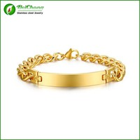 2015 New Gold Bracelet Jewelry Design