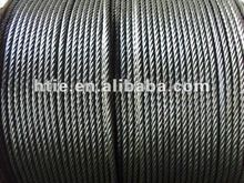 Factory directly supply stainless steel 7x19 wire rope slings