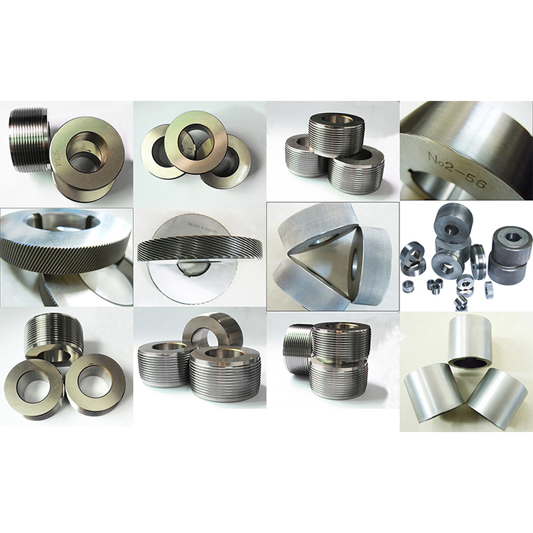Thru-feed Thread Rolling Dies In Feed Rolling Dies Threading Tap & Die For Thread Rolling Machine manufacturer