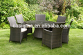 Sigma patio dining furniture outdoor restaurant sets garden table and chairs