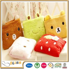 High Quality Reasonable Price Free Sample baby blanket embroidery patterns Coral Fleece Blanket