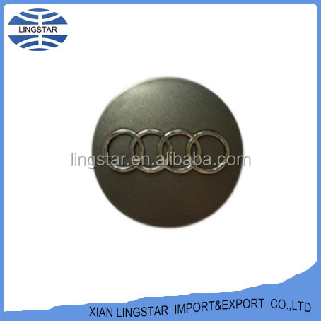 ABS Car Wheel Hub Cap of Wheel Center Cap for 60MM AUDI Wheel cap