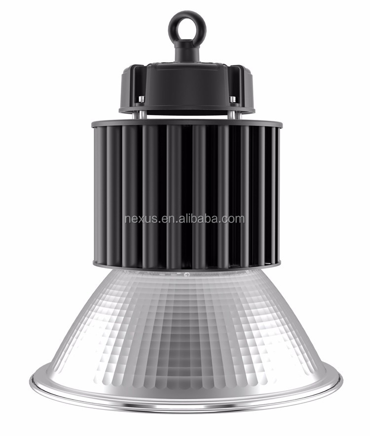 5 year warranty waterproof industrial 100w 150w 200w ufo led high bay