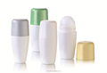 75ml plastic roll on bottle for deodorant containers