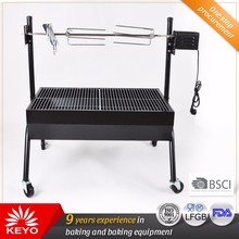 Electric Hot Plate Grill Top Charcoal Spit Roaster