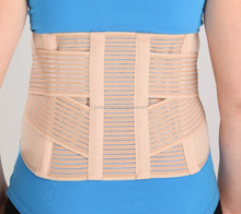 Functional Back Support- NES suitable for Post-op support and ventral hernia