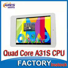 Hot sale 10inch allwinner boxchip Quad core A31s Google Android 4.4 kitkat 1gb DDR 16gb HDD quad core 3g tablet