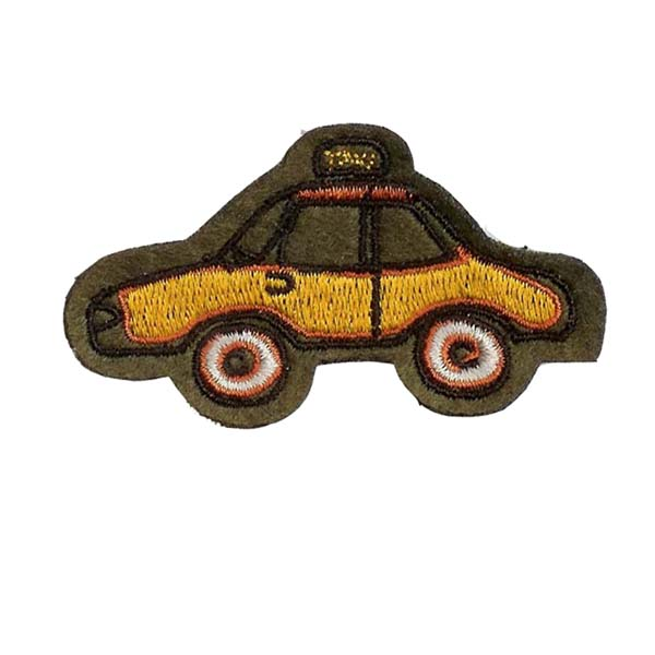 car logo embroidery patches