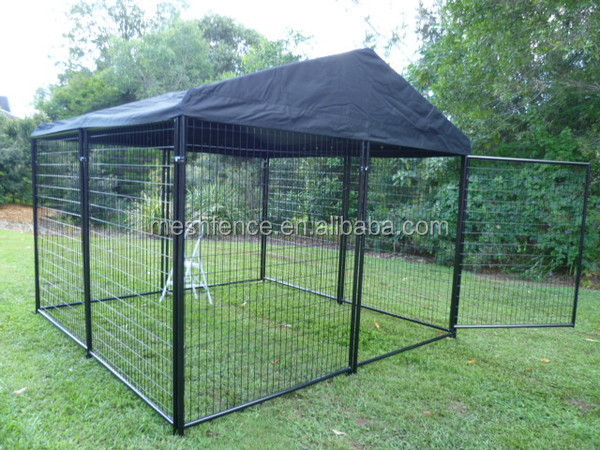 US best sell high quality folding galvanized dog run fence