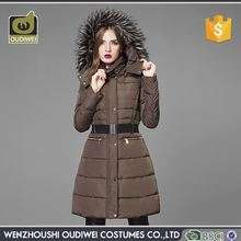 Latest Arrival simple design fashionable ladies overcoats and coats