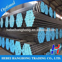 Trade Assurance Supplier 100mm diameter welded carbon steel pipe