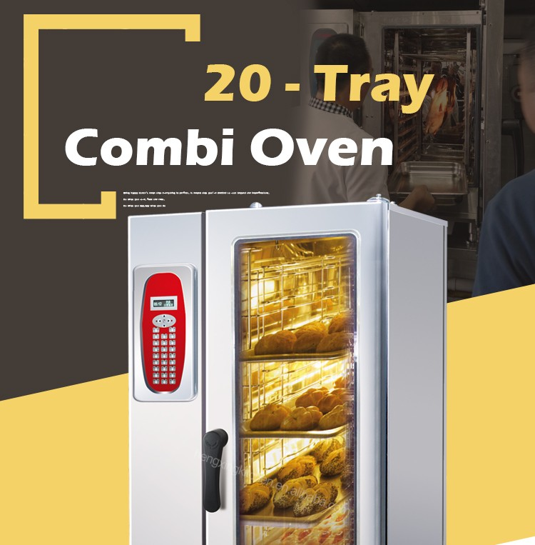 how to clean combi steam oven
