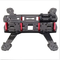QAV250 C250 Carbon Fiber glass fiber Mini 250 FPV Quadcopter Frame Mini H Quad Frame