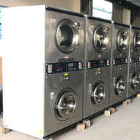 2017 laundromat washing machine price and dryer