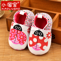 babies /infant/toddler shoes,baby snow boots natural leather shoes,navy baby shoes