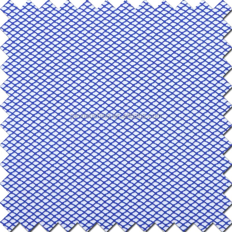 2016 hot and cheap 75D diamond-shaped polyester fabric mesh