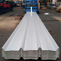 Color Coated Steel Roofing Sheet, Corrugated Metal Sheet From BRD