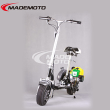 Top Quality Folding 49cc Cheap Gas Scooter for Sale with 2 Wheel