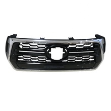 NITOYO BODY PARTS CAR CHROME GRILLE USED FOR TO-YOTA HILUX ROCCO 2018