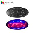 ultra bright,energy saving,spanish,led open sign/display/billboard