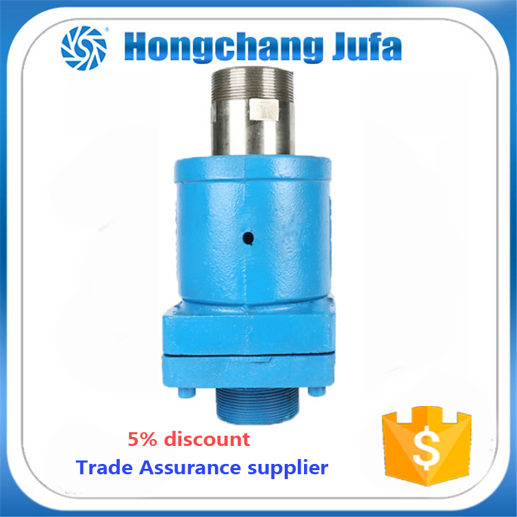China supplier connecting fitting heating furnace use swivel joint