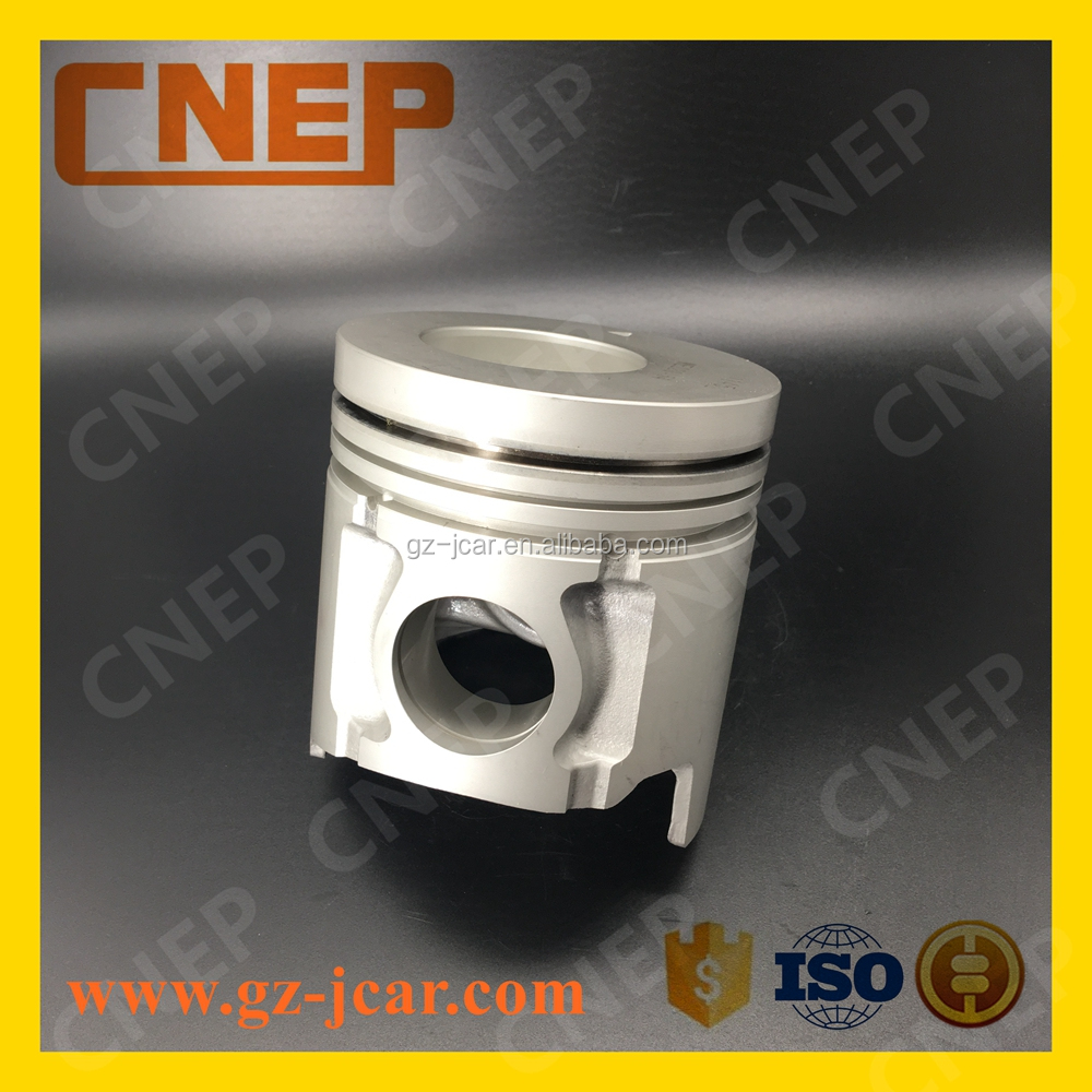 Excavator Engine ME012858 Piston for Mitsubishi 6D31 Engine