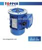 MS series three phase asynchronous electric motor