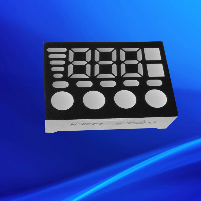 Customized display led 7 segment display oem/odm seven segment display