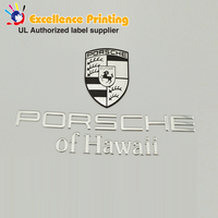 Good quality customized car emblem logo
