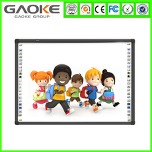 Wall amounted aluminum whiteboard wall mounted white board magnetic whiteboard for education