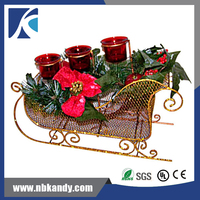 Passed ROHS test resin craft home and garden decoration