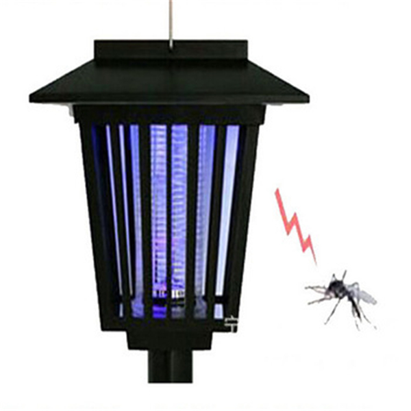 Hot selling with low price solar insect zapper manufacture direct sale solar insect light trap