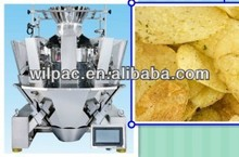 WP-F14 potato chips Modular combination weigher