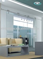 elegant glass sliding door with more affordable price
