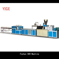 Hot selling PVC Skirting Production Extrusion Line Baseboard Floor molding Making Machine