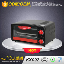 New design mini commercial halogen electric chicken toaster oven 9l