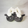Animal Toy Fuzzy Slippers Women and Men fur home slipper socks