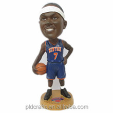 Sports Bobble Head Customized design your own resin bobble figure design